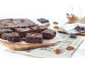 Recette des Bouchées fondantes chocolat-butternut-noisettes
