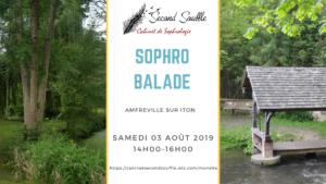 Sophro-Ballade vallée de l'Iton