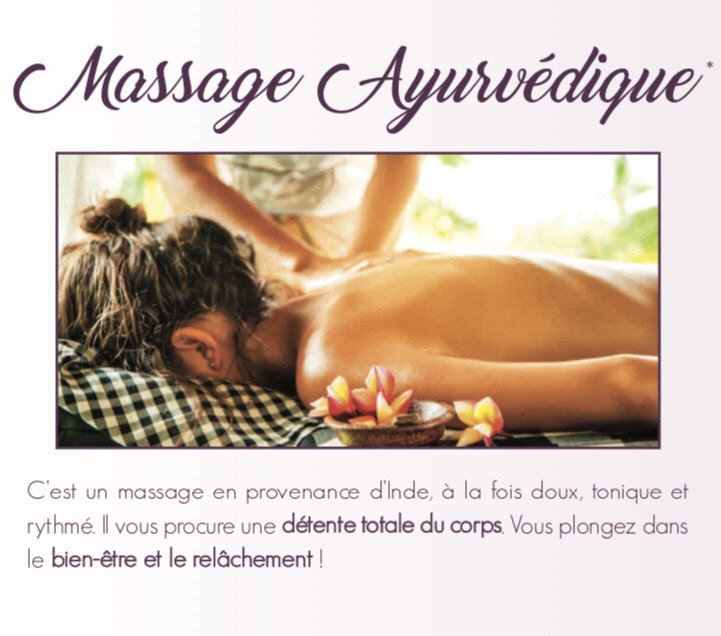 Massage-Ayurvédique