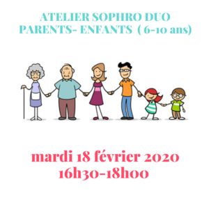 Atelier Sophro-Duo (adulte /enfant)