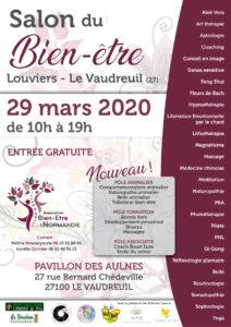 2ème SALON BIEN ÊTRE Louviers-Le Vaudreuil