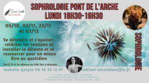 SOPHROLOGIE COLLECTIVE PONT DE L'ARCHE