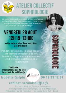 Séance Collective Sophrologie Val De Reuil