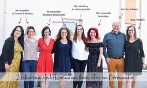 Read more about the article Nouveau Bureau
