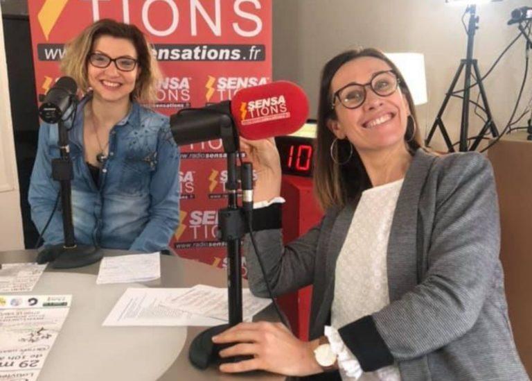 Interview pour le salon de Louviers
