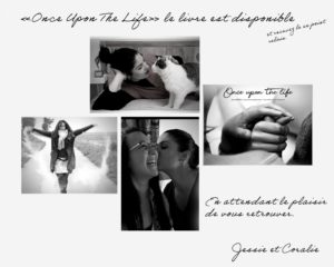 """Read more about the article """"Once Upon The Life"""" le livre"""