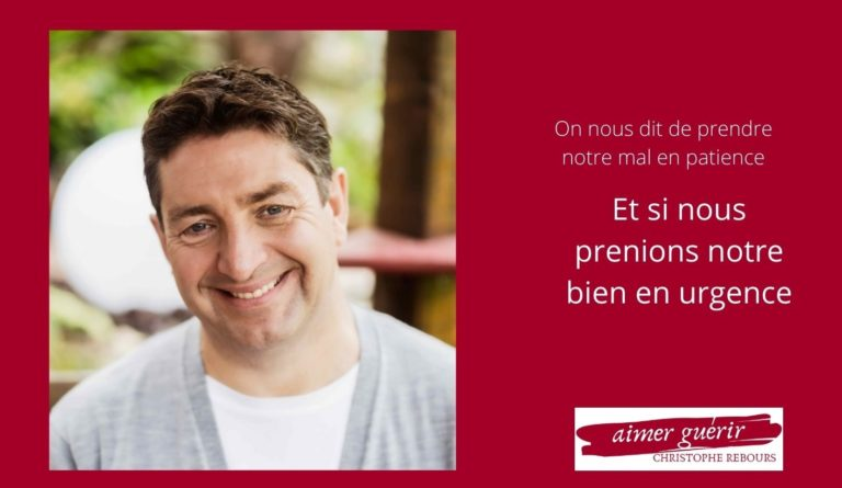 Aimer Guérir - Christophe Rebours